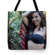 Hispanic Beauty Tote Bag