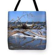 Hunting Island  Tote Bag