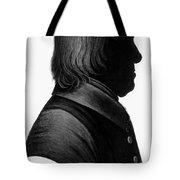 Jeremy Bentham (1748-1832) Tote Bag