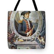 John Paul Jones (1747-1792) Tote Bag