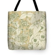 Leaves From Nature Tote Bag