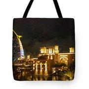 Madinat Jumeirah Tote Bag