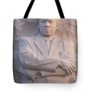 Martin Luther King Jr Memorial Tote Bag