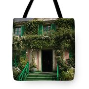 Monets Garden - Giverney - France Tote Bag
