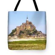 Mont Saint-michel - Normandy Tote Bag