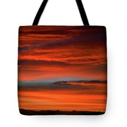 Nevada Skies Tote Bag