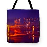 Newburgh Water Front Tote Bag