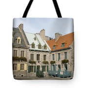 Old Town Quebec - Canada Tote Bag