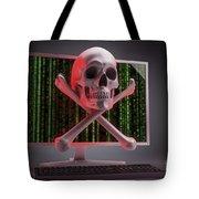Online Security Tote Bag