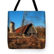 Paeonian Springs Barn Tote Bag