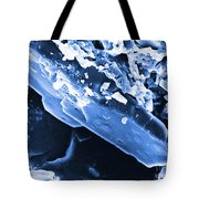Progestin Crystals Hormonal Tote Bag