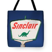 Route 66 - Sinclair Station Tote Bag