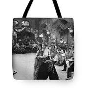 Rudolph Valentino Tote Bag