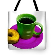 Saturday Morning Breakfast Tote Bag