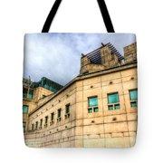 Secret Service Building London Tote Bag