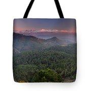 Sierra Nevada Tote Bag