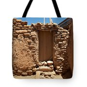 Sky City Acoma Pueblo Tote Bag