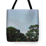 Skyscape - Tornado Forming Tote Bag