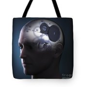 Thought Mechanism Tote Bag