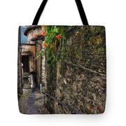 Tight Alley Tote Bag