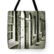 Town Houses Tote Bag
