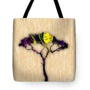 Tree Wall Art. Tote Bag