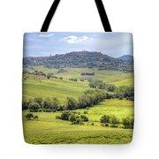 Tuscany - Montepulciano Tote Bag