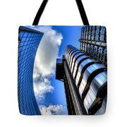 Willis Group And Lloyd's Of London  Tote Bag