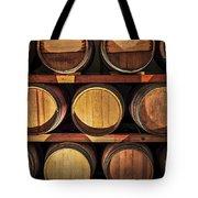 Wine Barrels Tote Bag by Elena Elisseeva