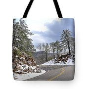 Route 60 Virginia Tote Bag