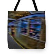6095 In Motion Tote Bag