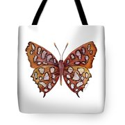 61 Hutchinson's Highflier Butterfly Tote Bag by Amy Kirkpatrick