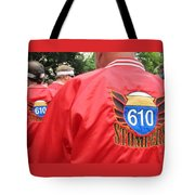 610 Stompers - New Orleans La Tote Bag