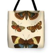Butterflies Tote Bag
