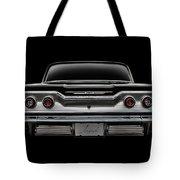 '63 Impala Tote Bag