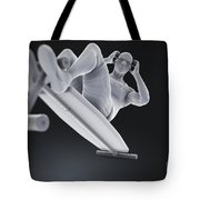 Exercise Workout Tote Bag