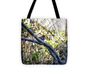 641 Cf Two Branches Tote Bag