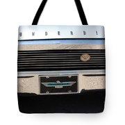 65 T-bird Grill-7875 Tote Bag