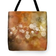 Abstract Background Tote Bag