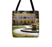 660 Sl Bowers Mansion  Tote Bag