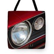 67 Camaro Ss Headlight-8724 Tote Bag