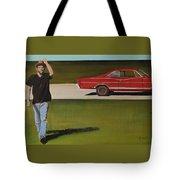 67 Ford Galaxie Tote Bag