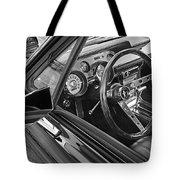 67 Mustang Interior Tote Bag