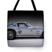'67 Vette Tote Bag
