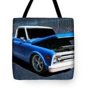 '68 Chevy Stepside Tote Bag