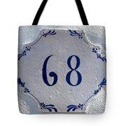68 Tote Bag