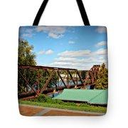 6th Street Bridge Tote Bag