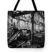 Abandoned Sugar Mill Tote Bag