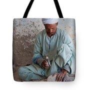 Alabaster Tote Bag