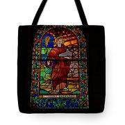 Ancient Spanish Monastery Tote Bag